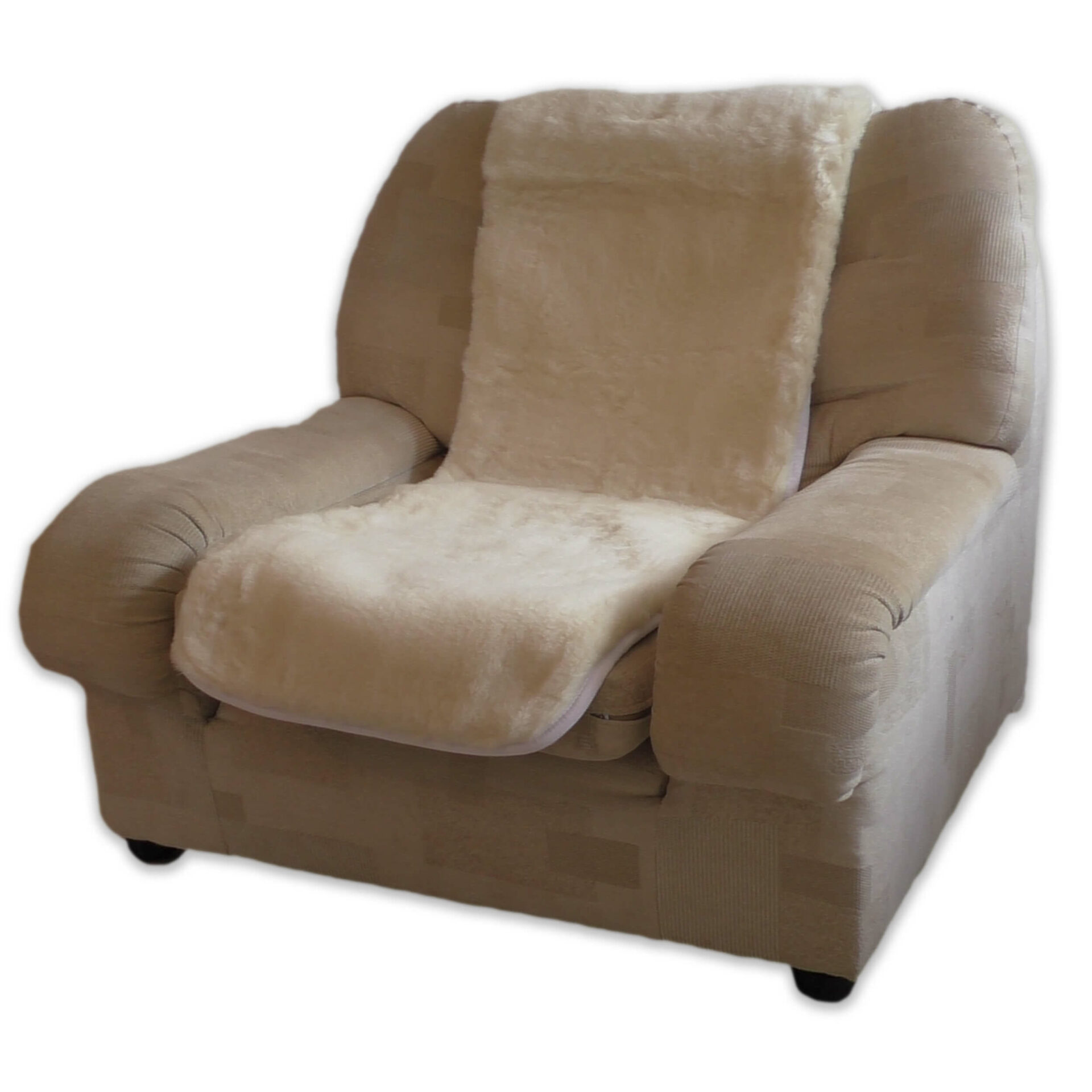 Pressure Care Overlay for Arm Chair