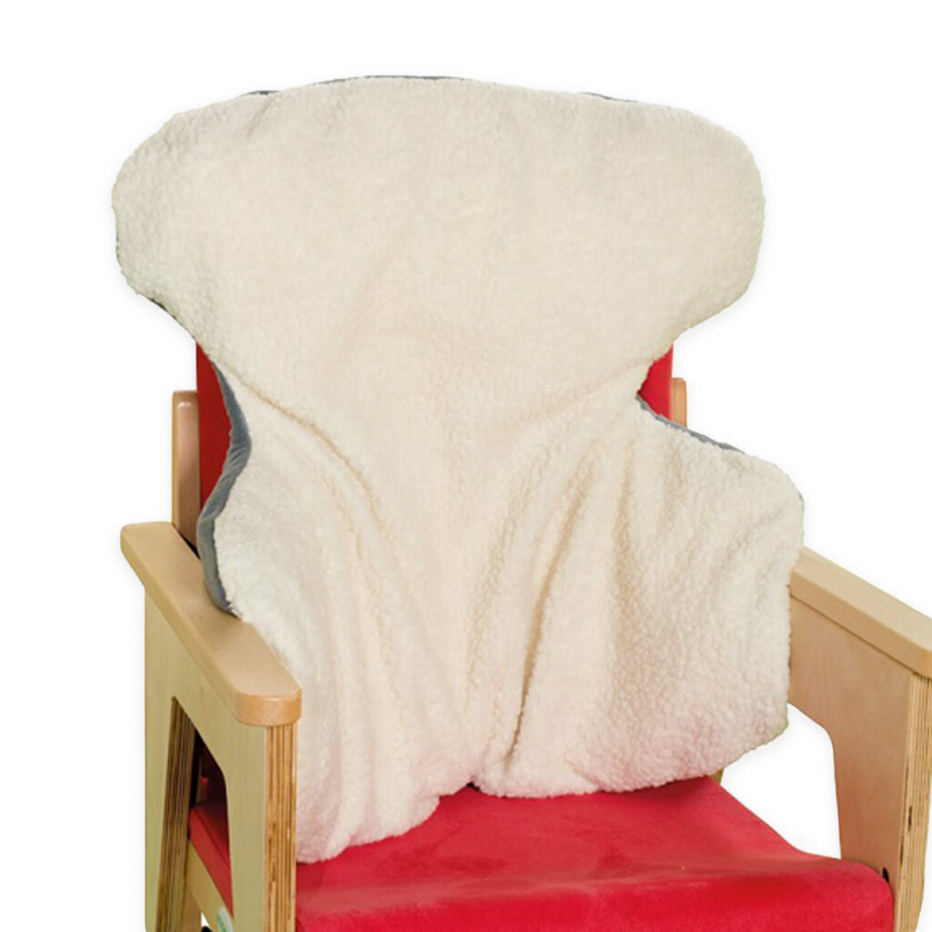Jonvac Body Support in chair