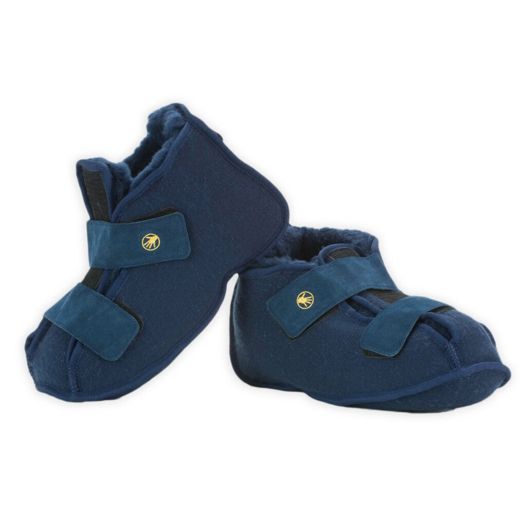 Medical Sheepshin Boots