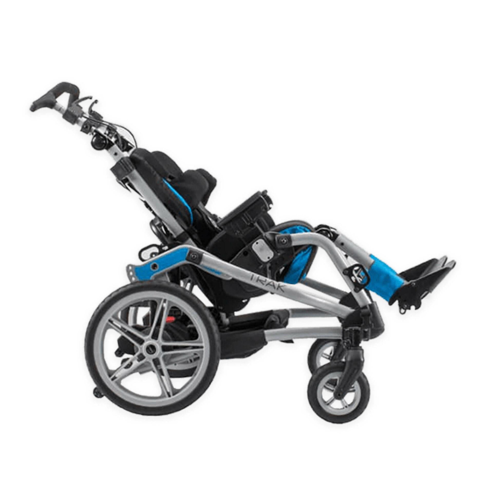 Side of Paediatric Rehab Stroller