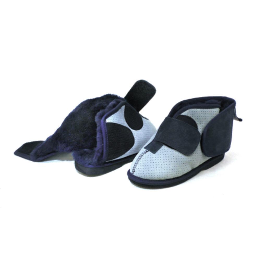 Open Slimline Wrap Round Boots